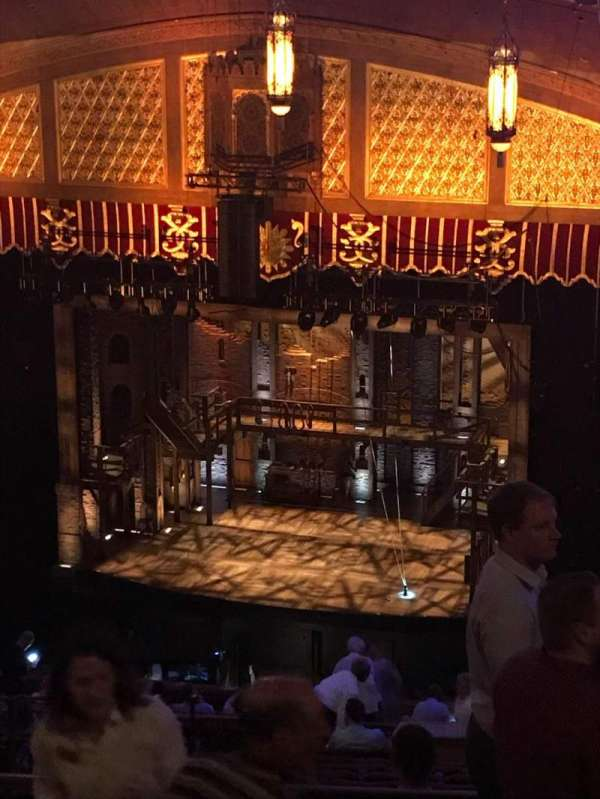 Fox Theatre (Atlanta), section: Second Dress Circle RB, row: Q, seat: 54