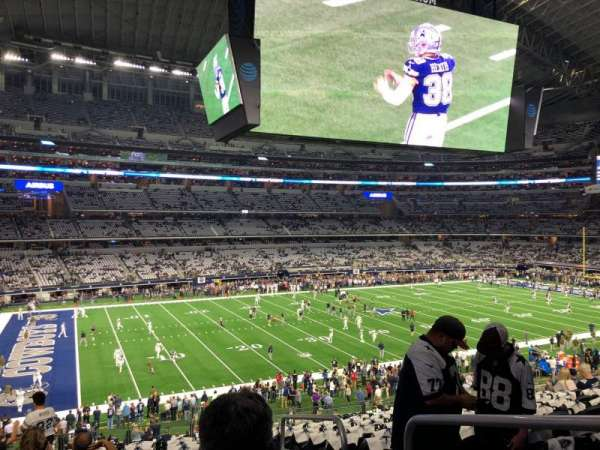 AT&T Stadium, section: C239, row: 12, seat: 1