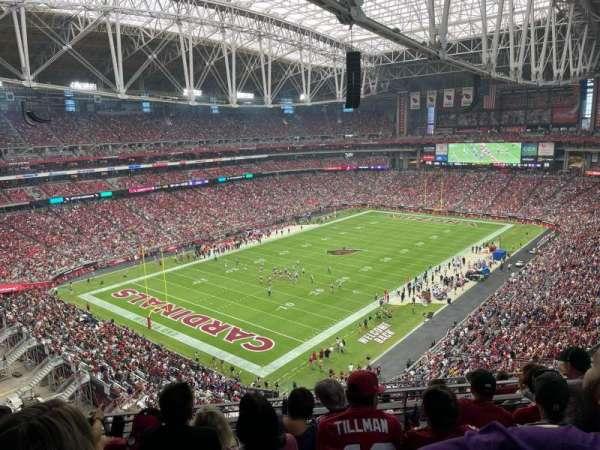 State Farm Stadium, section: 453, row: 5, seat: 11