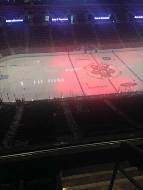 BB&T Center, section: 303, row: 2, seat: 1