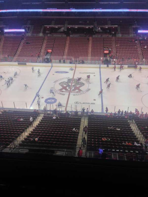 BB&T Center, section: 318, row: 2, seat: 1