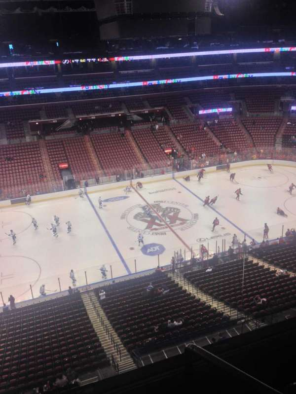 BB&T Center, section: 320, row: 2, seat: 1