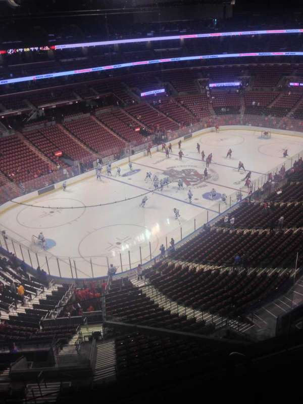 BB&T Center, section: 323, row: 2, seat: 1