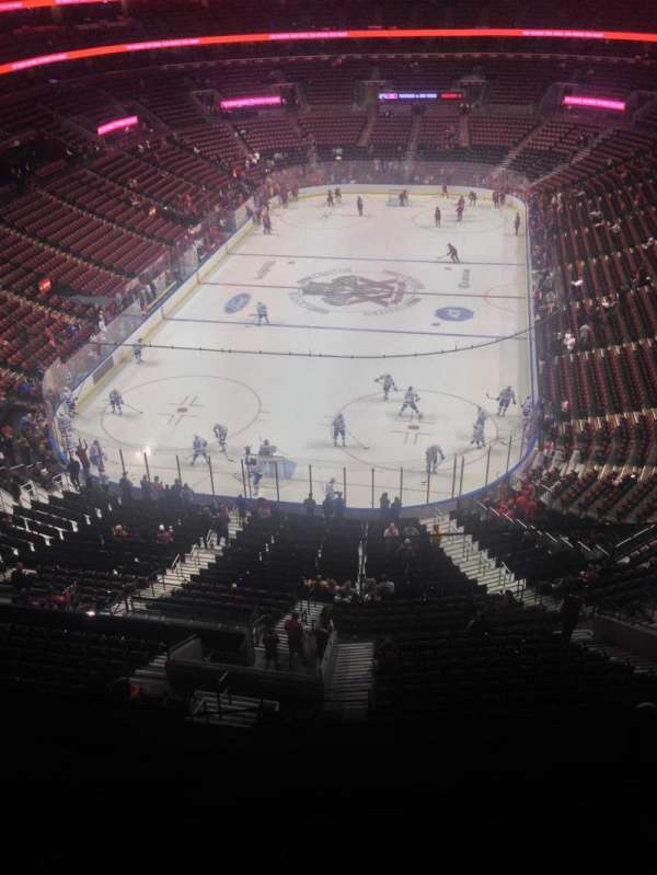 BB&T Center, section: 326, row: 2, seat: 1