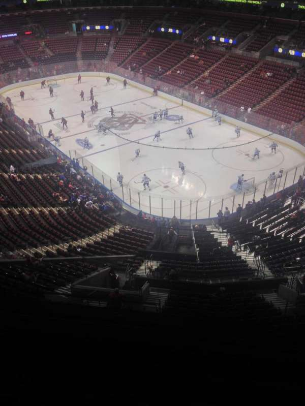 BB&T Center, section: 330, row: 2, seat: 1