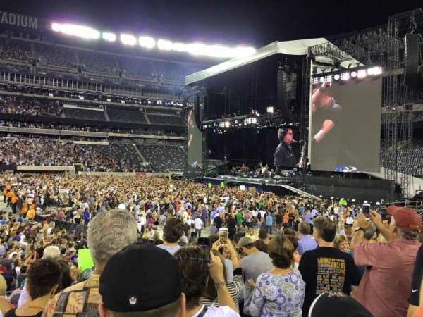 MetLife Stadium, section: 113, row: 7, seat: 7