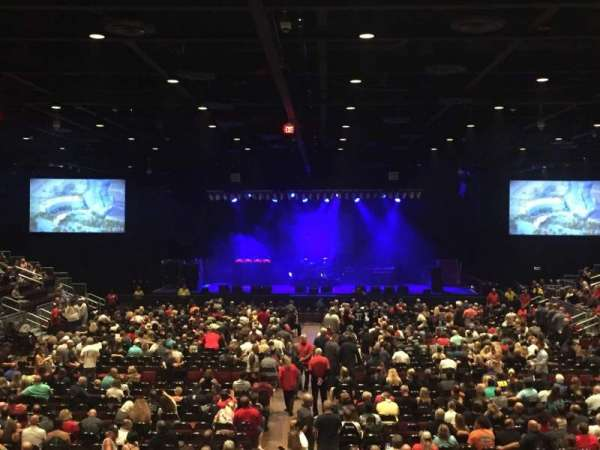 Hard Rock Live At Seminole Hard Rock, section: 7, row: 13, seat: 11