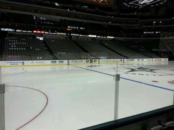 American Airlines Center, section: 120, row: D, seat: 15