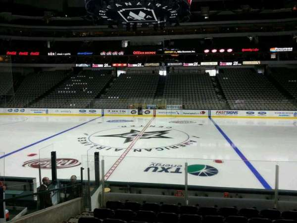 American Airlines Center, section: 118, row: L, seat: 12