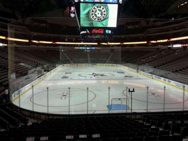 American Airlines Center, section: 113, row: R, seat: 8