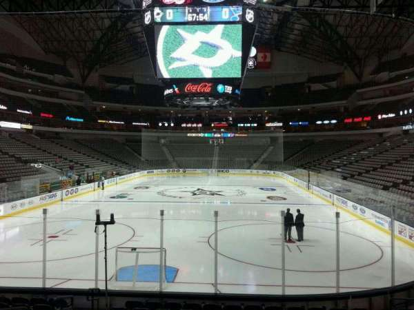 American Airlines Center, section: 112, row: M, seat: 15