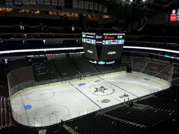 American Airlines Center, section: 329, row: D, seat: 22