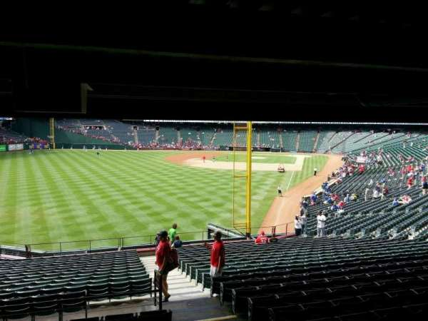 Globe Life Park in Arlington, section: 8, row: 24, seat: 14