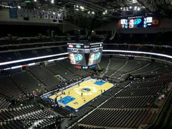 American Airlines Center, section: 314, row: G, seat: 17
