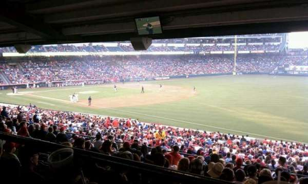 Angel Stadium, section: T228, row: handicap, seat: 5