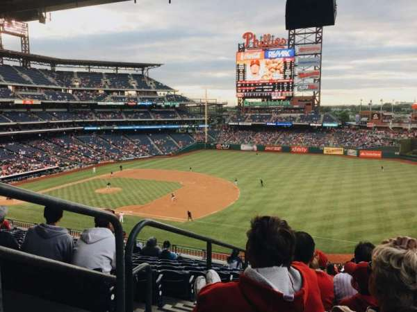 Citizens Bank Park, section: 211, row: 12, seat: 15