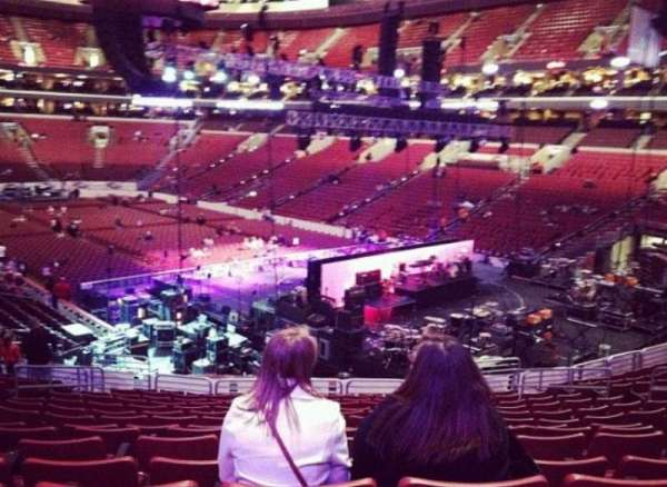 Wells Fargo Center, section: 117, row: 24, seat: 8