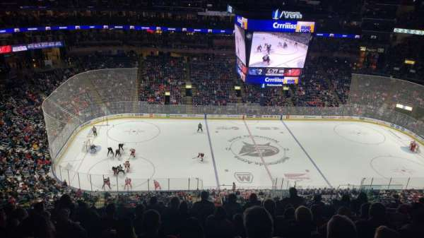 Nationwide Arena, section: 204, row: L, seat: 9