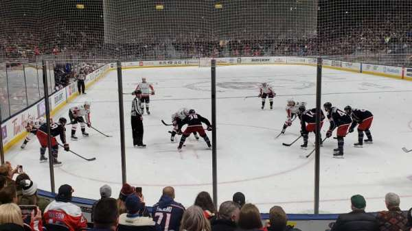 Nationwide Arena, section: 121, row: J, seat: 6