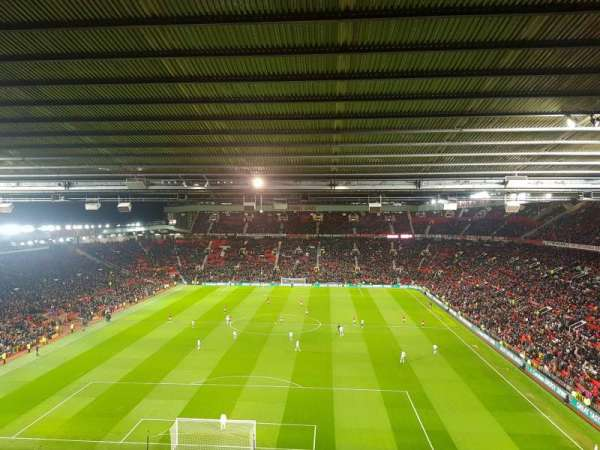 Old Trafford, section: E334, row: 14, seat: 69