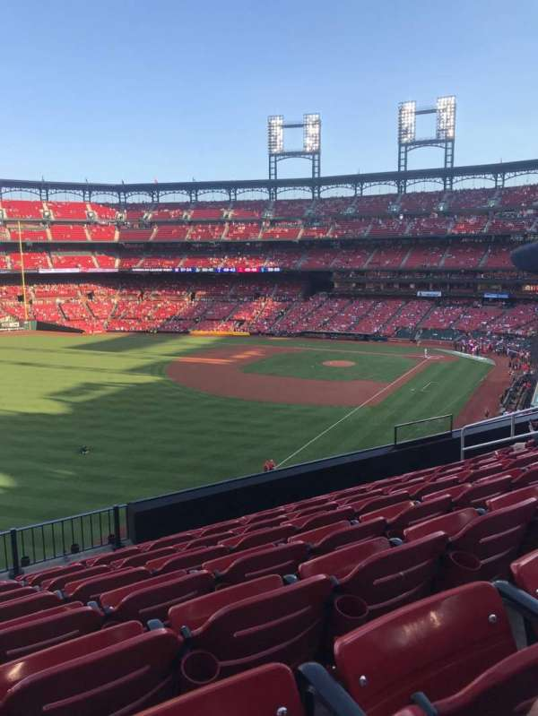 Busch Stadium, section: 268, row: 8, seat: 11