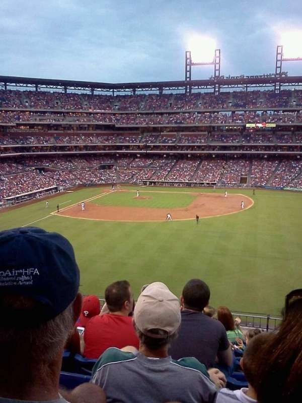 Citizens Bank Park, section: 202, row: 7, seat: 9
