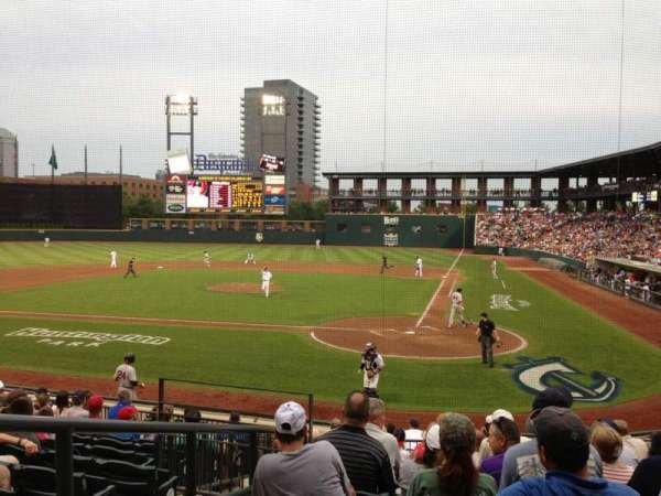 Huntington Park, section: 14, row: 14, seat: 11