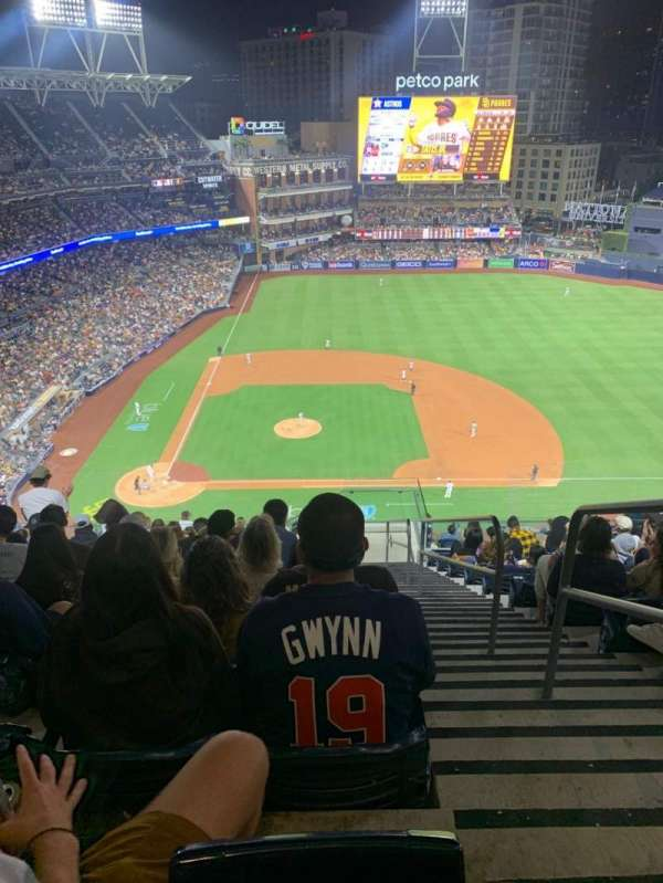 PETCO Park, section: 311, row: 20, seat: 24