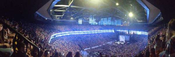 td garden section bal 305 row 12 seat 23 - Td Garden Concerts