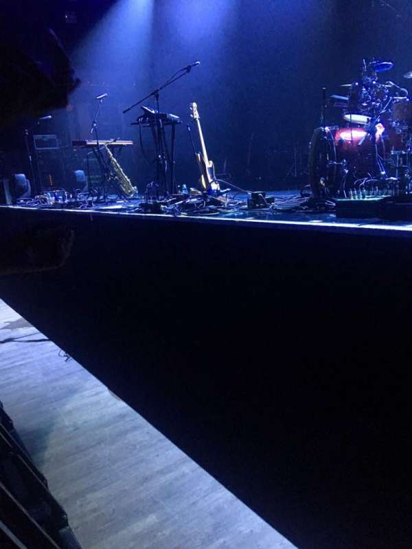 O2 Academy Birmingham, section: Standing, row: Front, seat: Row