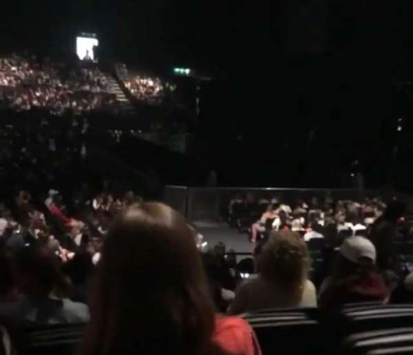 Arena Birmingham, section: 2 Lower, row: Q, seat: 53
