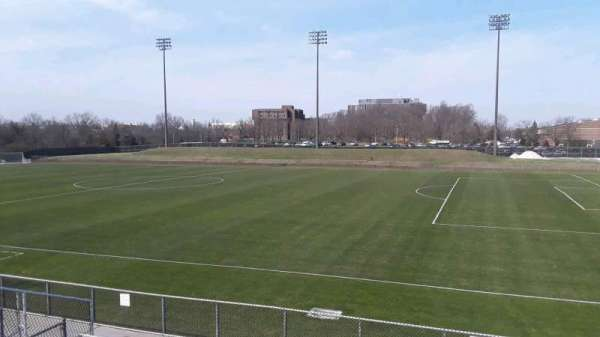 Yurcak Field, section: 1, row: 10, seat: 10