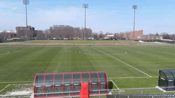 Yurcak Field, section: 6, row: 10, seat: 7