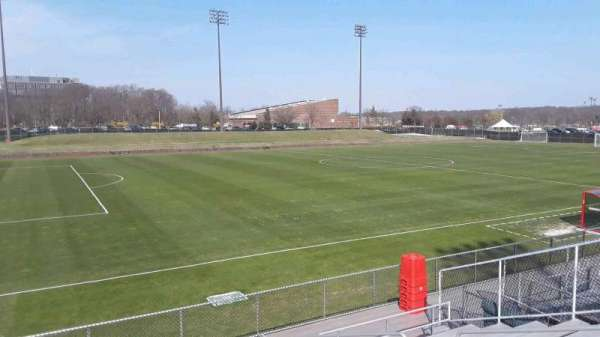 Yurcak Field, section: 9, row: 10, seat: 7