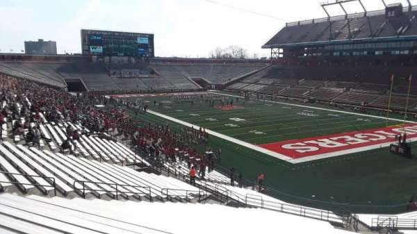 High Point Solutions Stadium, section: 120, row: 38, seat: 14