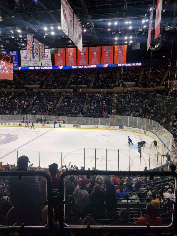 Nassau Veterans Memorial Coliseum, section: 128, row: 10, seat: 1