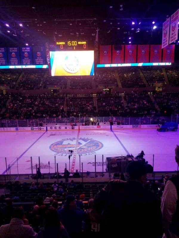 Nassau Veterans Memorial Coliseum, section: 103, row: 10, seat: 1