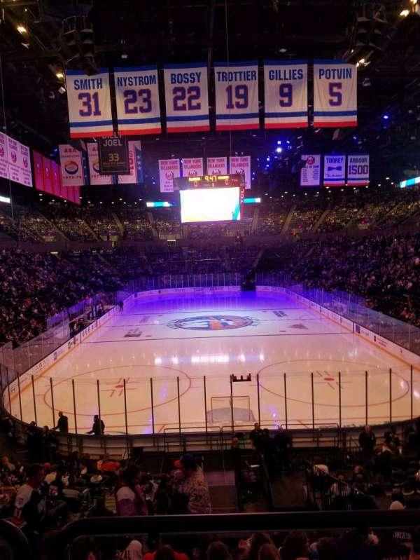 Nassau Veterans Memorial Coliseum, section: 110, row: 8, seat: 1