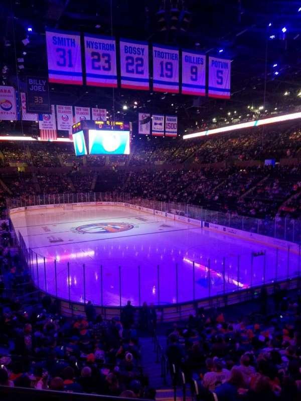 Nassau Veterans Memorial Coliseum, section: 111, row: 10, seat: 1