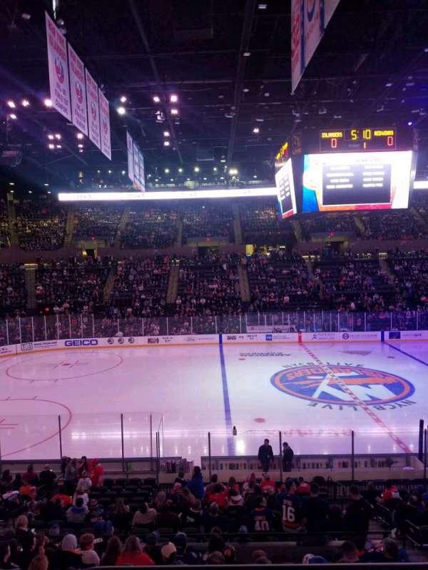 Nassau Veterans Memorial Coliseum, section: 118, row: 10, seat: 5