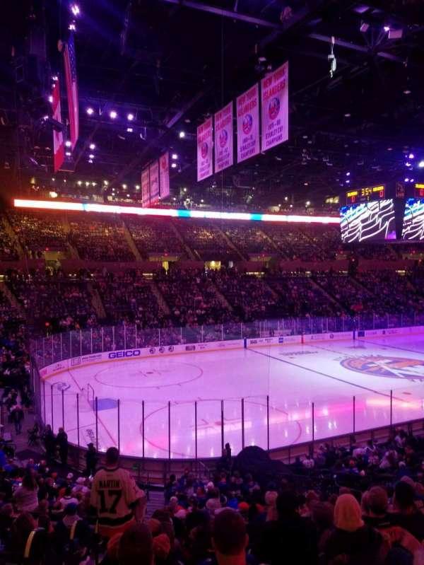 Nassau Veterans Memorial Coliseum, section: 120, row: 10, seat: 5