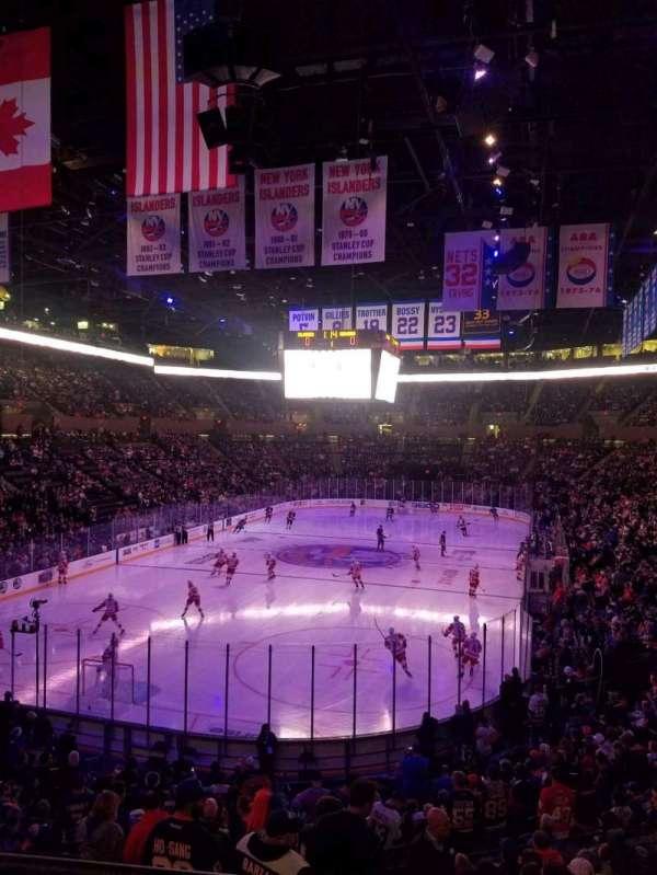 Nassau Veterans Memorial Coliseum, section: 122, row: 10, seat: 4