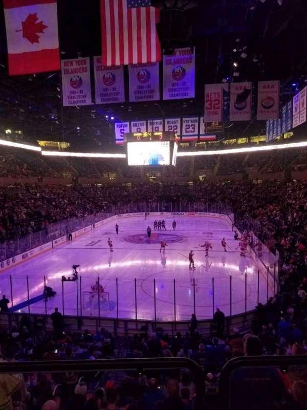Nassau Veterans Memorial Coliseum, section: 123, row: 10, seat: 5
