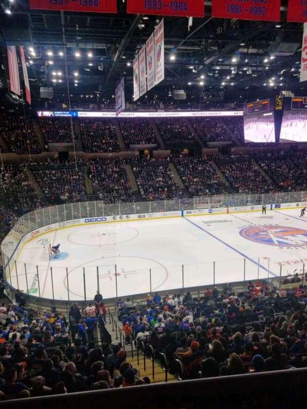 Nassau Veterans Memorial Coliseum, section: 225, row: 1, seat: 1