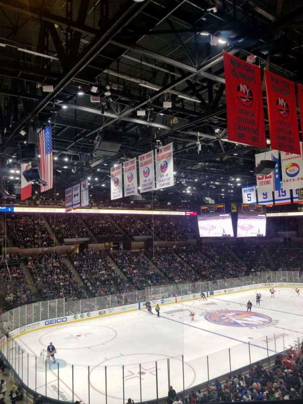 Nassau Veterans Memorial Coliseum, section: 227, row: 1, seat: 1