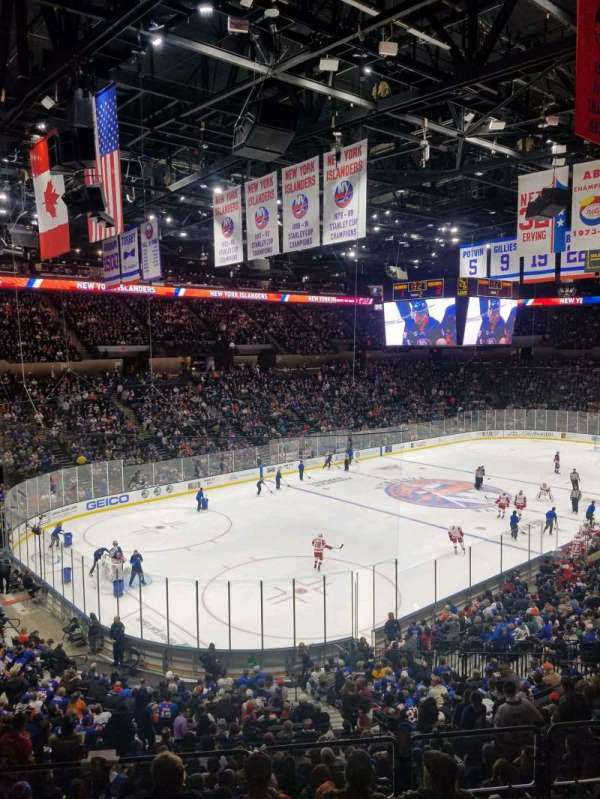 Nassau Veterans Memorial Coliseum, section: 228, row: 1, seat: 1