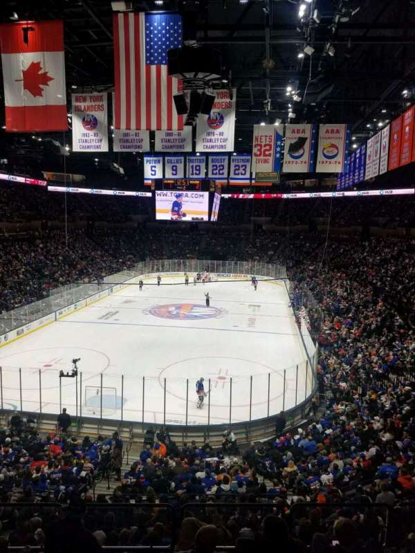 Nassau Veterans Memorial Coliseum, section: 231, row: 1, seat: 1