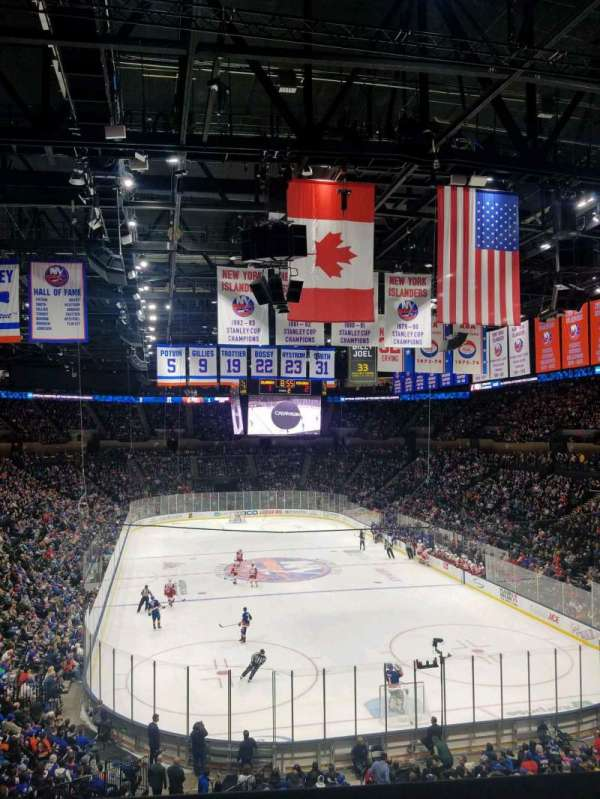 Nassau Veterans Memorial Coliseum, section: 235, row: 1, seat: 1