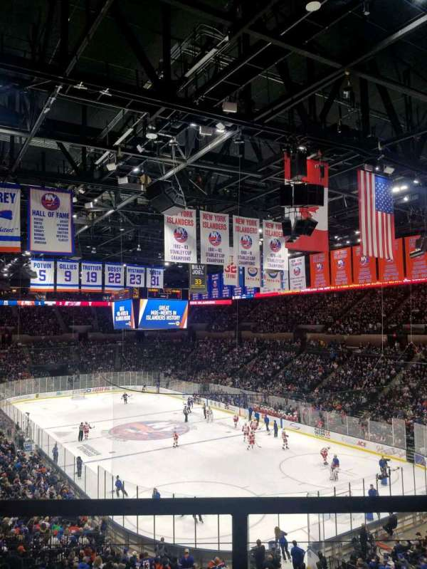 Nassau Veterans Memorial Coliseum, section: 237, row: 1, seat: 1