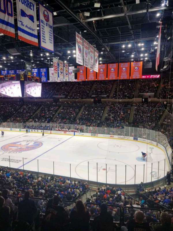 Nassau Veterans Memorial Coliseum, section: 240, row: 1, seat: 1